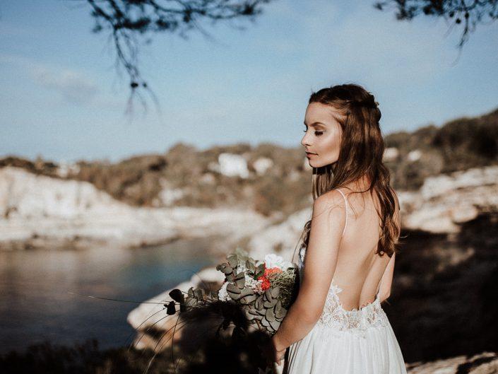 Brautshooting auf Mallorca
